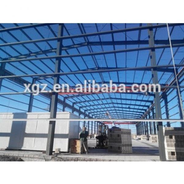 Prefabricated warehouse price for algeria #1 image