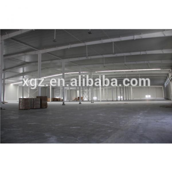 steel structure warehouse building material #1 image