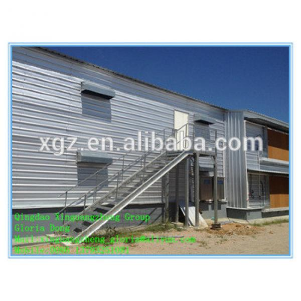 prefab poultry house #1 image