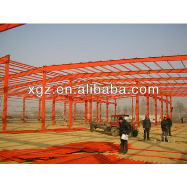 XGZ structural steel hoverboard warehouse #1 image
