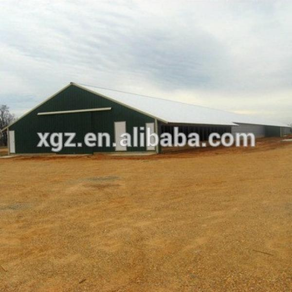 Low Cost Small Prefab Poultry House Prices #1 image