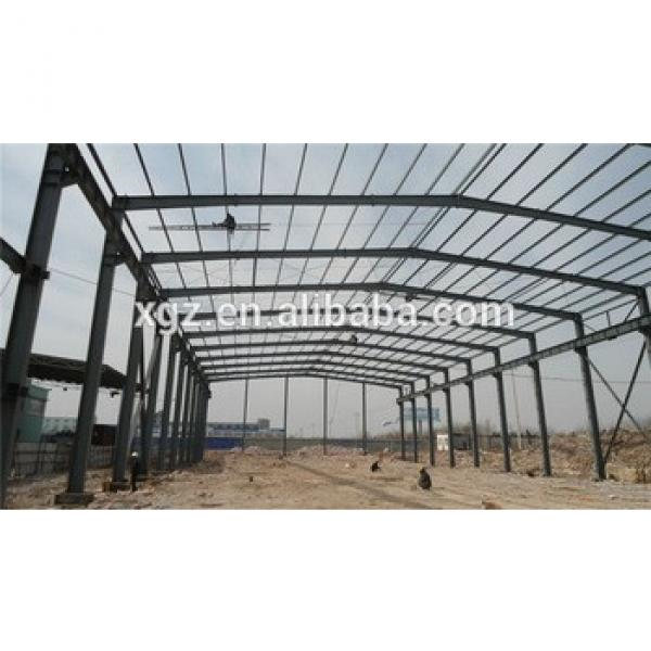 prefabricated fabrication Steel Structure Hanger #1 image