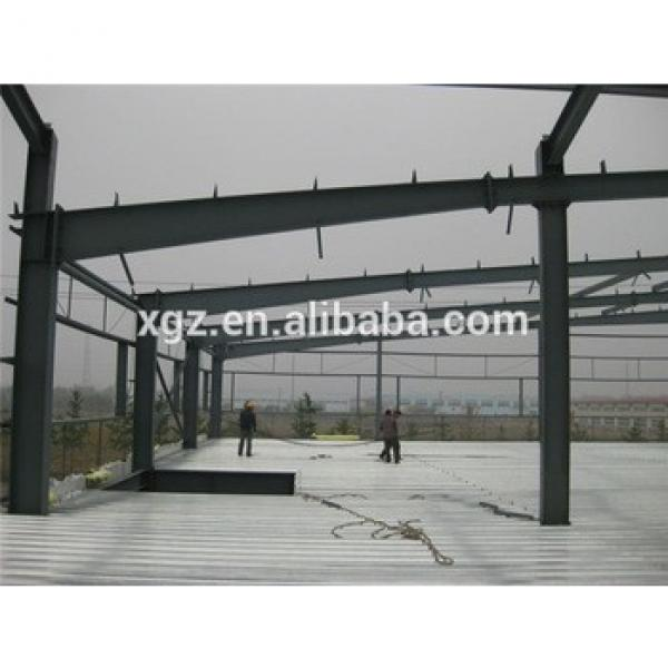 steel structure warehouse shed #1 image