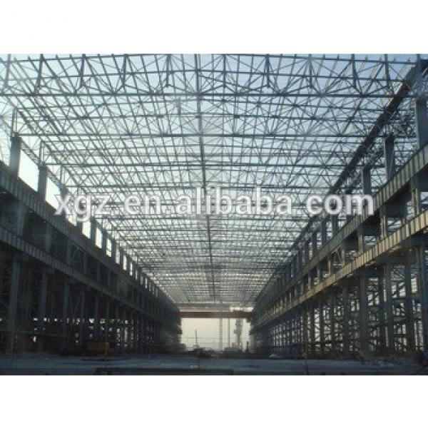 factory steel structure warehouse design #1 image