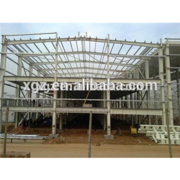lightweight steel structure steel frame factory #1 image