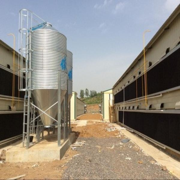 Prefabricated Poultry House Design #1 image
