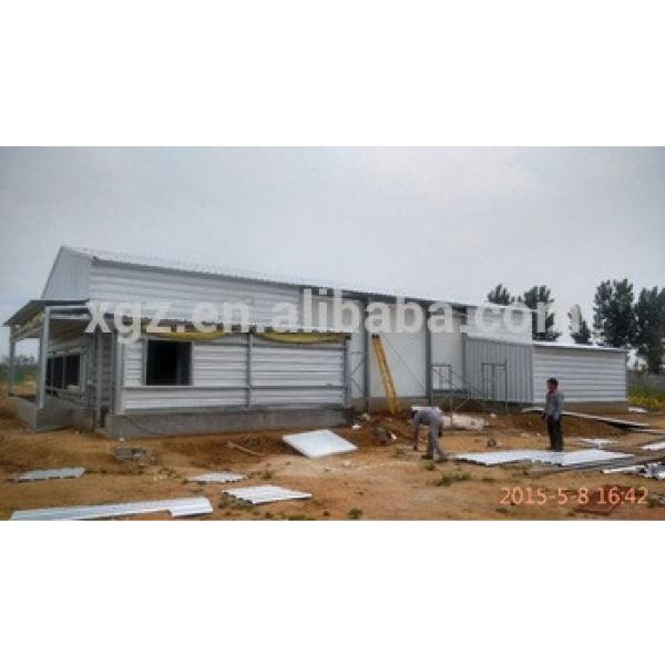 Poultry Farm Construction Chicken Cage Broiler Poultry Shed Design #1 image