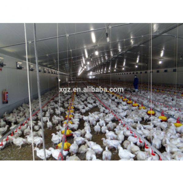 Automatic Poultry House Chicken Farm & Equipment Price #1 image