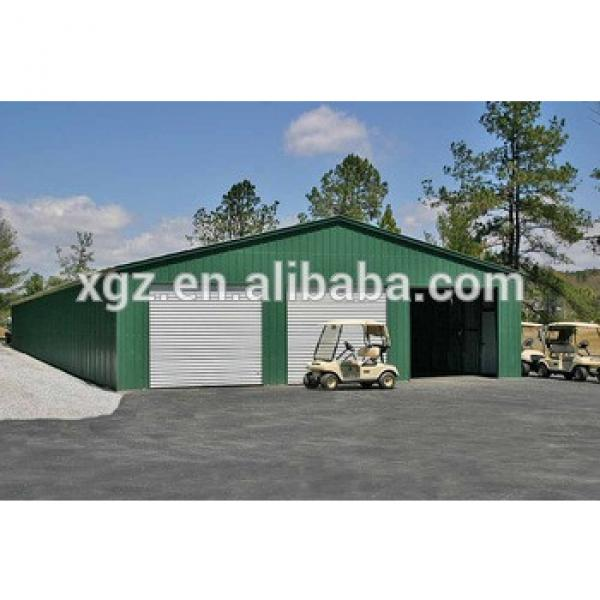 Prefabricated Structural Steel Industrial Shed For Export #1 image