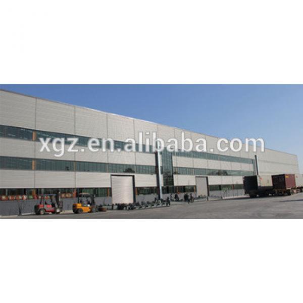 High Quality Light Steel Prefab Workshop Building #1 image