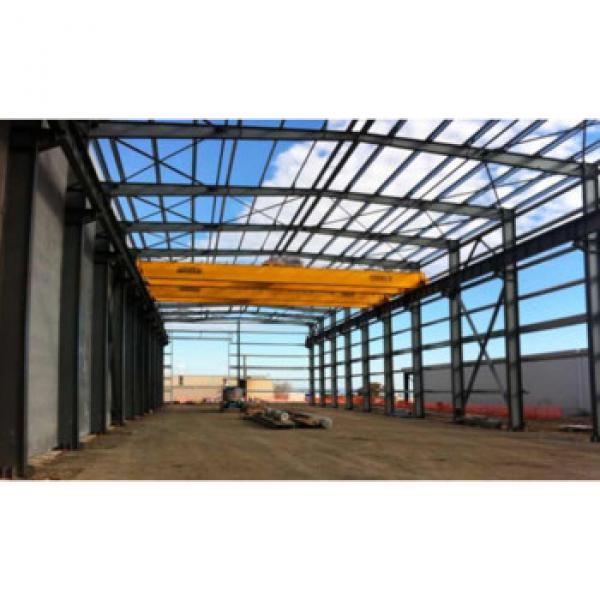 Steel structure building / workshop/warehouse #1 image