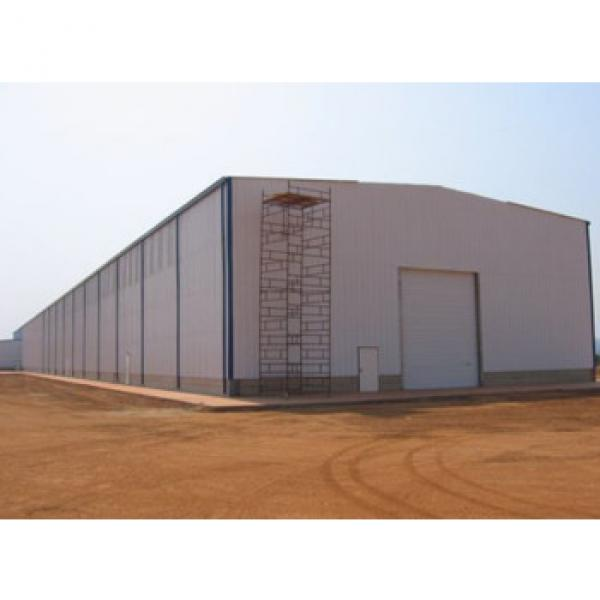 Steel structure workshop/warehouse #1 image
