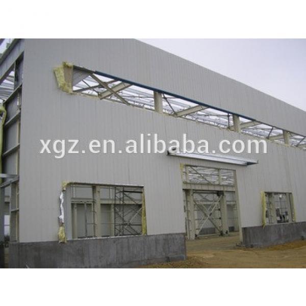 Prefab Steel Building Structures Construction #1 image