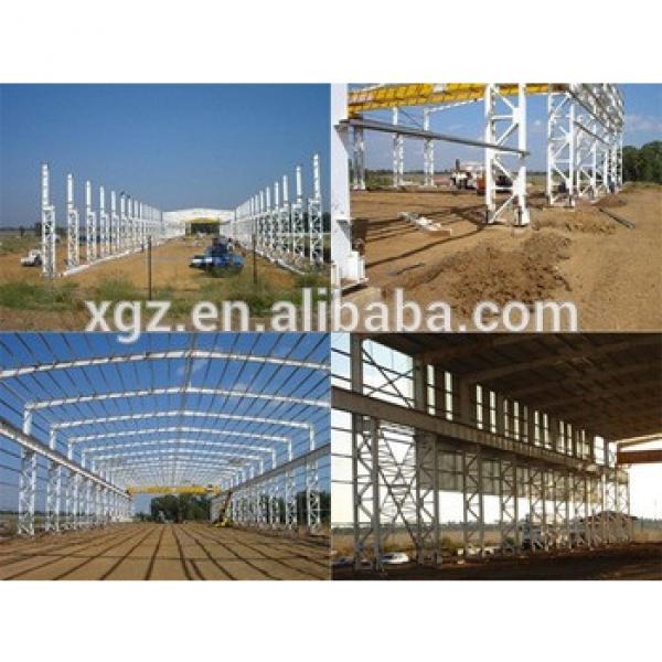 Modern Design Steel Frame Metal Structure Warehouse/Workshop/Plant #1 image
