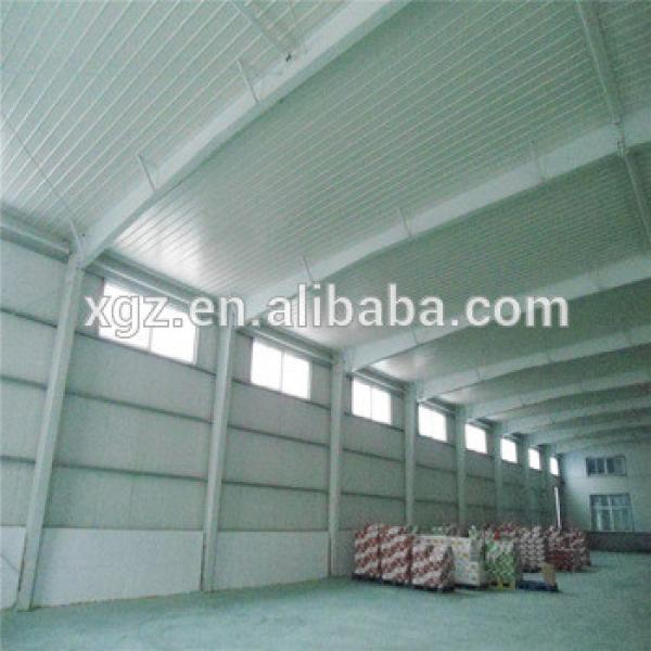 High Quality China Prefabricated House Steel Warehouse #1 image