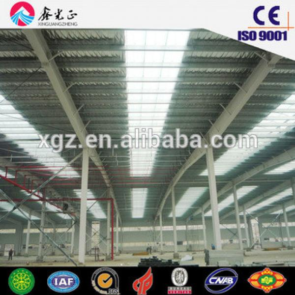 China Supplier Professional Steel Struction Prefabricated Warehouse Design #1 image