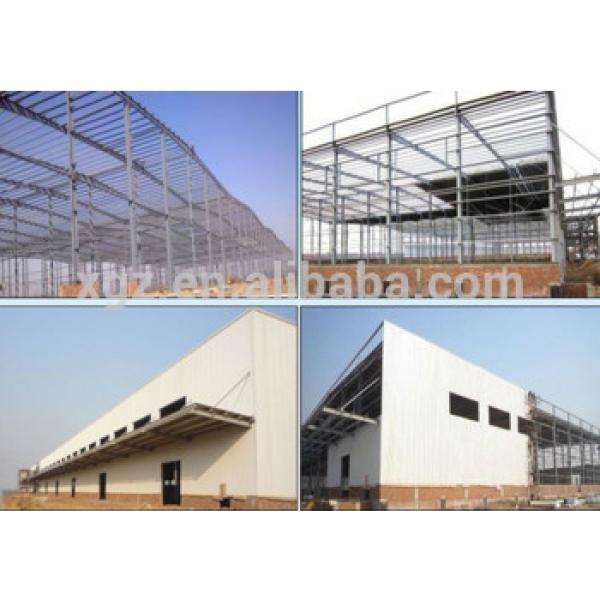 Steel metal warehouse directly Factory low price export to many countries #1 image