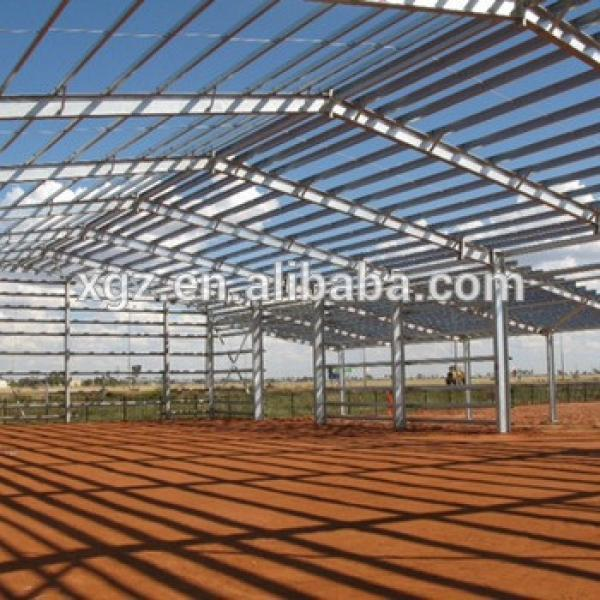 Metal Structure Prefabricated Warehouse #1 image