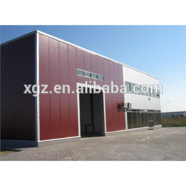 Steel structure warehouse/workshop/container house #1 image