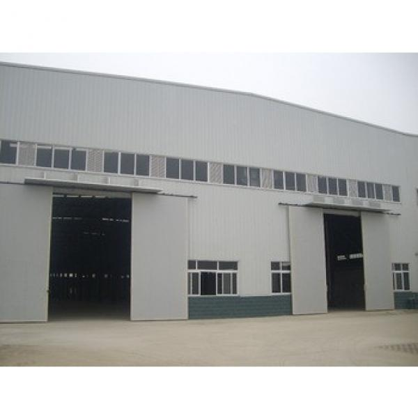New Design Commercial Low Cost Factory Workshop Steel Building #1 image