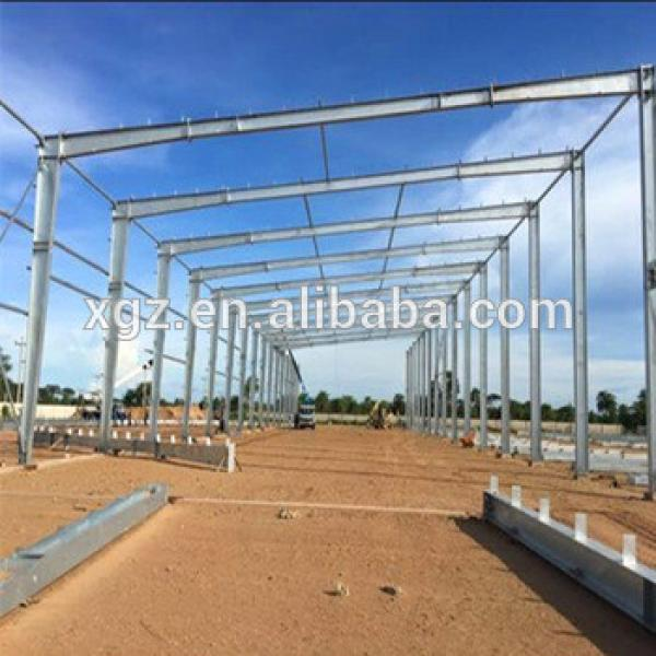 Prefabricated Modern Light Steel Structure House #1 image