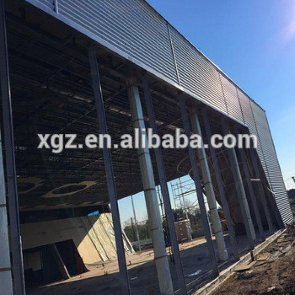 Prefabricated Steel Structure Warehouse Building/Plant #1 image