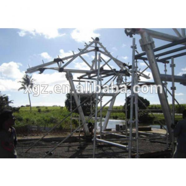 Low cost light steel structure workshop/warehouse/villa #1 image