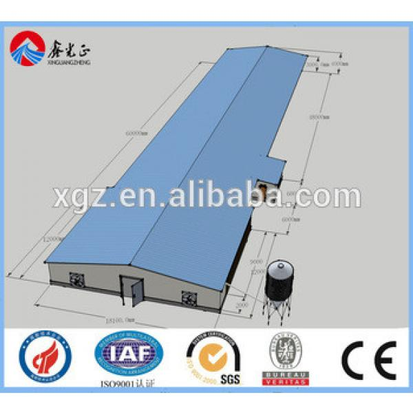 Light steel Poultry Farm/Poultry House/Livestock/Chicken House manufacture #1 image