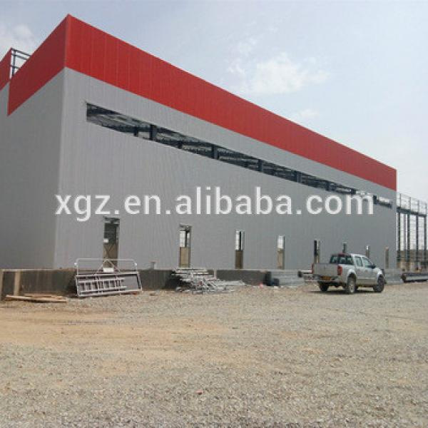 Prefabricated Steel Structure Production Industrial Plant #1 image