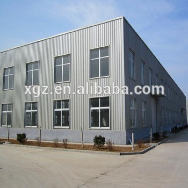 Low Cost High Quality Prefabricated Galvanized Steel Structure Factory Plant #1 image