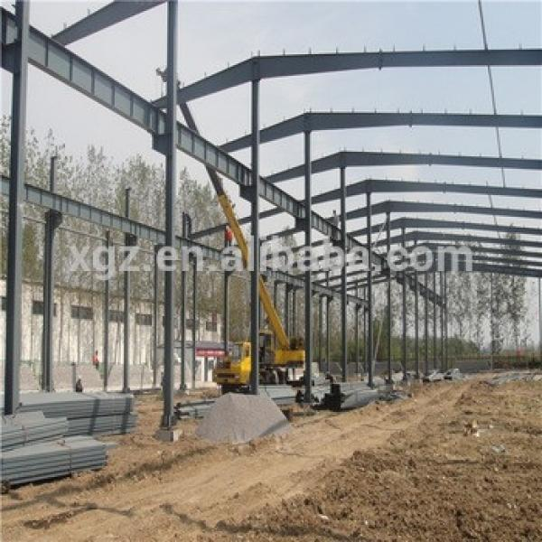 Professional Design Steel Structure Prefabricated Workshops #1 image