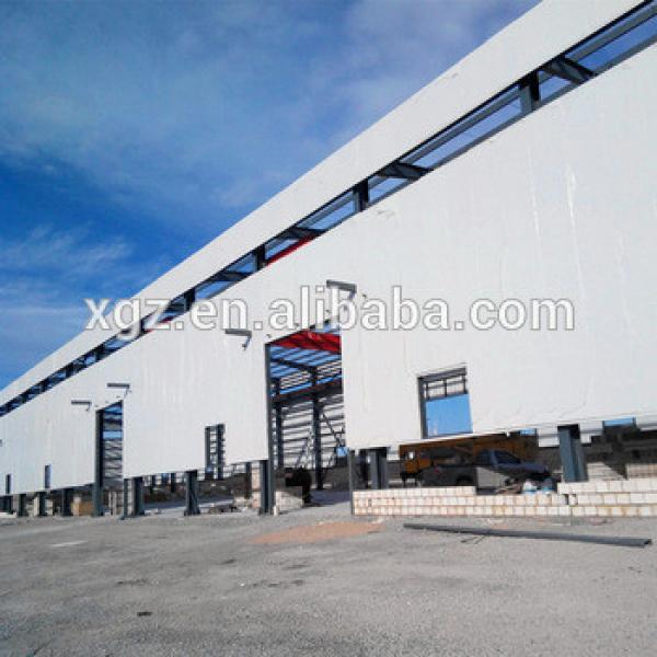 Mordern And Cheap Construction Design Precast Steel Structure Warehouse #1 image
