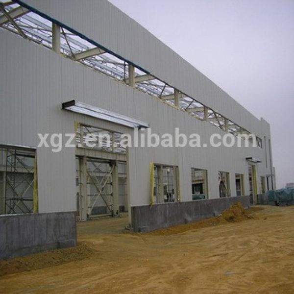 China Factory Steel Structure Warehouse Storage Costs #1 image