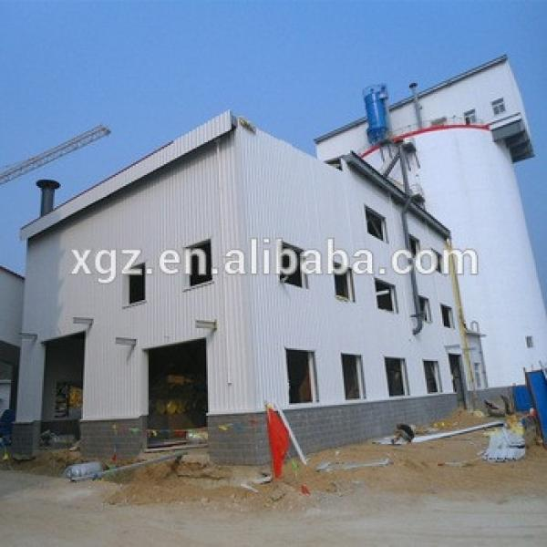 China Cheap Prefab Steel Structure Mineral Production Workshop #1 image