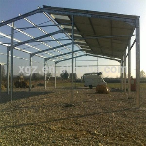 Low Cost Steel Structure Frame Warehouse Buildings Sale #1 image