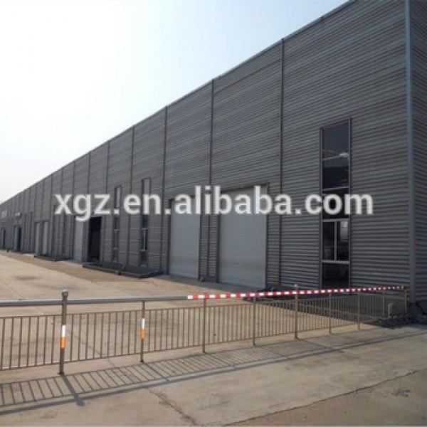 Low Price Prefabricated Custom Steel Fabrication Workshop #1 image