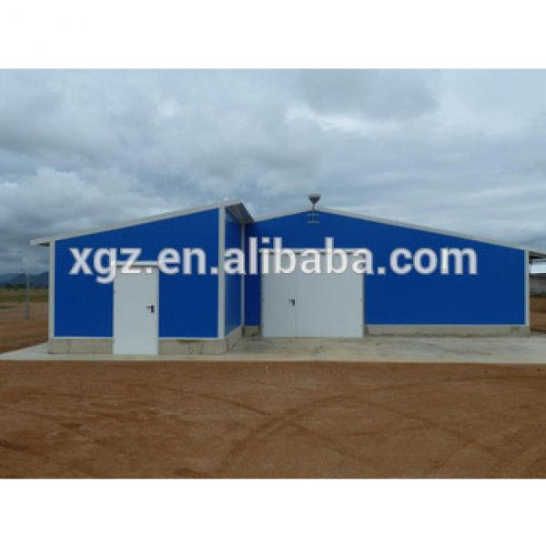 low cost automatic layer/broiler chicken poultry shed #1 image