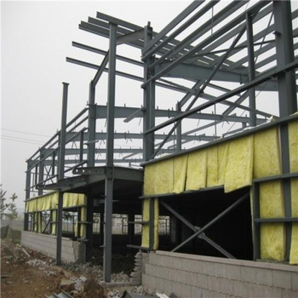 Low Cost Construction Design Prefab Modular Steel Warehouse Buildings #1 image