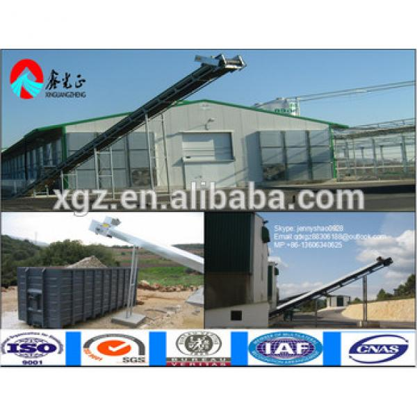 Poultry Farm Equipment Chicken Shed Layer Cage With Auto Drinker And Feeder #1 image