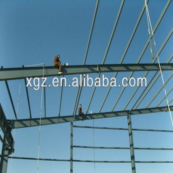 Low Price Steel Structure Prefabricated Industrial Shed Construction #1 image