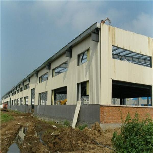 China Competitive Price Building Steel Structures In Africa #1 image