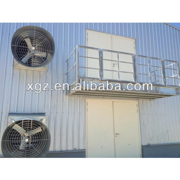 two story steel structure poultry chicken for sale #1 image