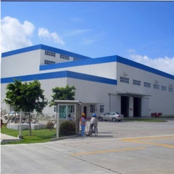 Economic Prefabricated Steel Structure Australian Standard Warehouse #1 image