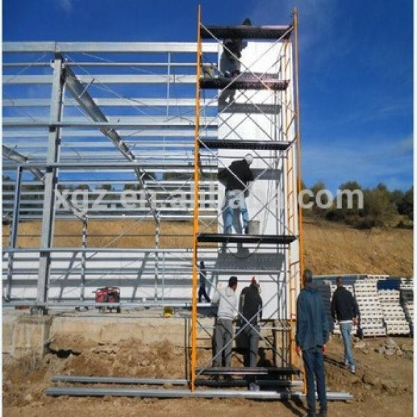 Construction Design Prefabricated Steel Structure Warehouse #1 image