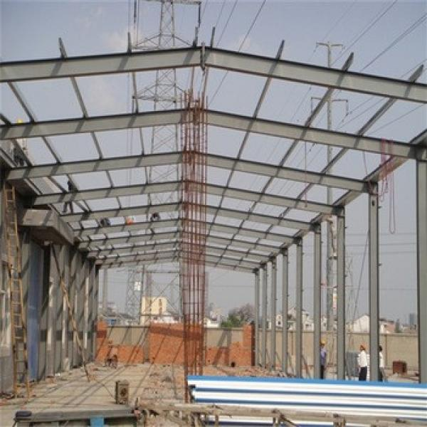 Professinal Design Low Price Prefabricated The Cost Of Building Hangar #1 image
