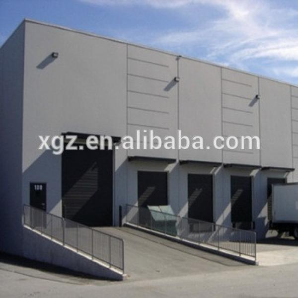 China Cheaper Steel Structure Professional Rent Warehouse #1 image