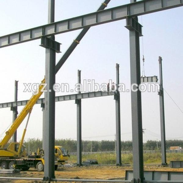 Prefab Warehouse Light Frame Industrial Steel Shed #1 image