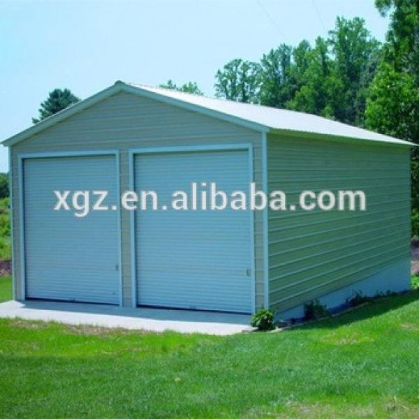 China Professional Steel Framed Barn Storage Structure #1 image