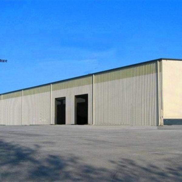 Best price Prefabricated Commercial Steel Industrial Building #1 image