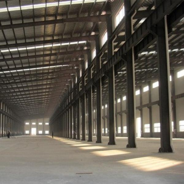Light Construction Design Prefabricated Steel Structure Of Building For Workshop In Austrilia #1 image